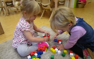 Toddlers and Sharing